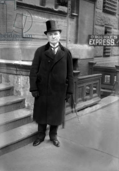 Walter Damrosch (1862-1950) american composer c. 1925