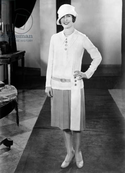 Actress Norma Shearer (1902-1983) c. 1925