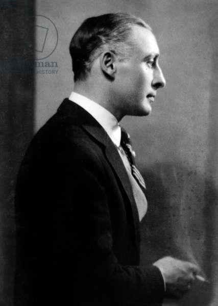 Lionel Atwill (1885-1946) english actor c. 1925