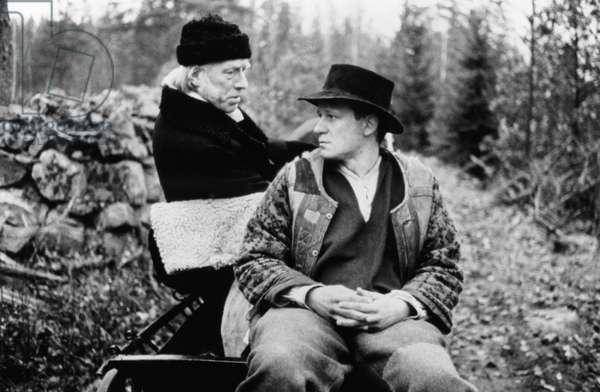 Oxen de Sven Nykvist avec Max von Sydow, Stellan Skarsgard, 1991