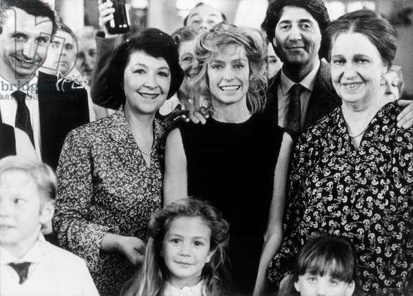 Beate Klarsfeld de Michael Lindsay-Hogg avec Farrah Fawcett, 1986