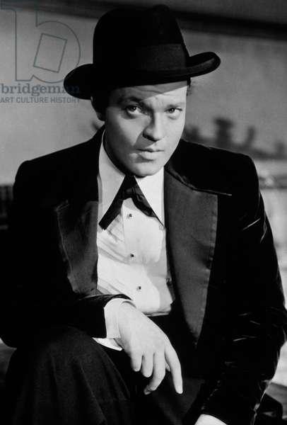Citizen Kane de OrsonWelles avec Orson Welles 1941