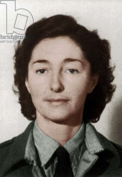 Polish Countess Krystyna Skarb known as Christine Granville (1908 1952) Spying in Poland and France during the Second World War (1939 1945)