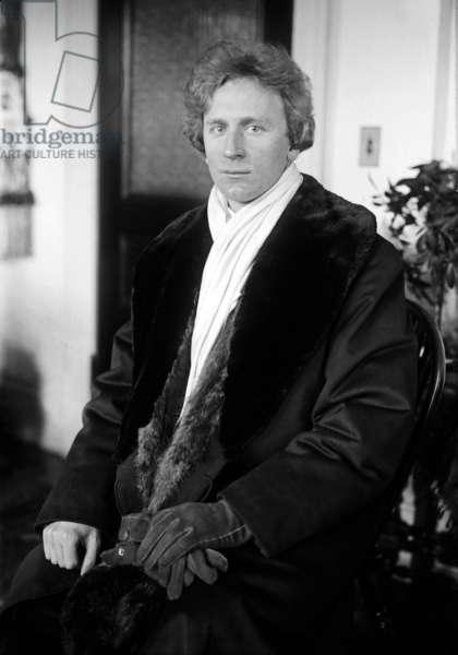 Percy Aldridge Grainger (1882-1961) australian pianist, saxophonist and composer c. 1920