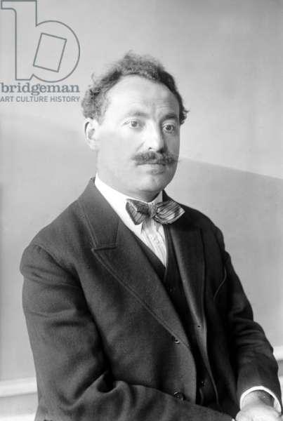 Iwan d'Archambeau (1879-1955) french violonist c. 1925