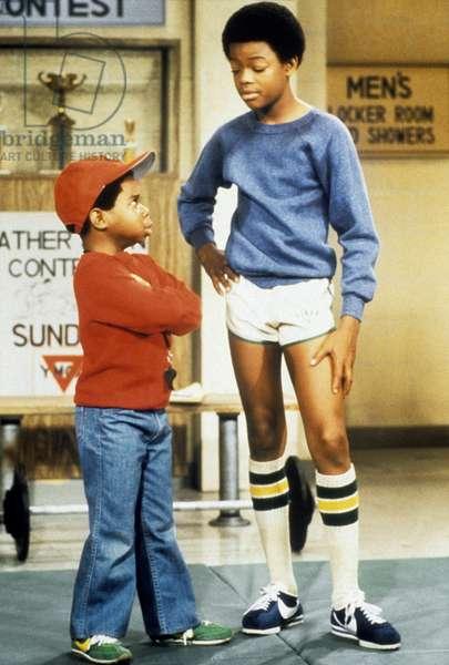 Série américaine Diff'rent Strokes avec Gary Coleman, Todd Bridges, 1978-86