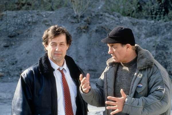 Morlock, Le tunnel de YvesBoisset avec Gerard Klein, Yves Afonso, 1996