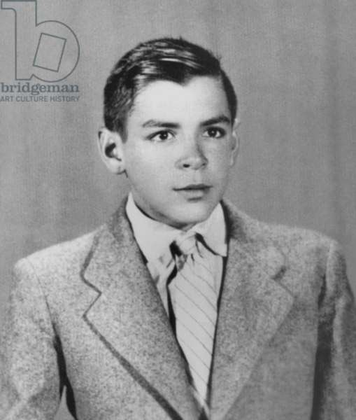 Ernesto Che Guevara (1928-1967), here as a child in argentina c. 1940