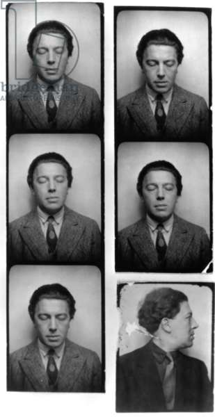 Andre Breton, 1929 (b/w photo)