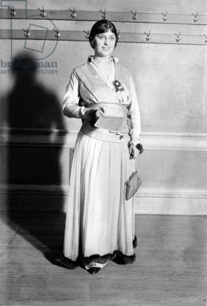 Alma Gluck (1884-1938) american soprano c. 1925