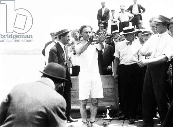 Harry Houdini, c. 1910s