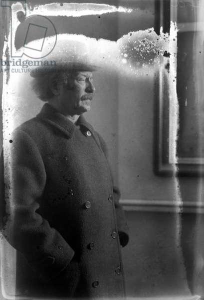 Ignace Jan Paderewski (1860-1941) Polish pianist and politician c. 1920