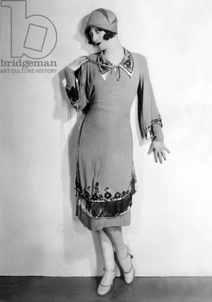 Joan Crawford (1904-1977) american actress c. 1925