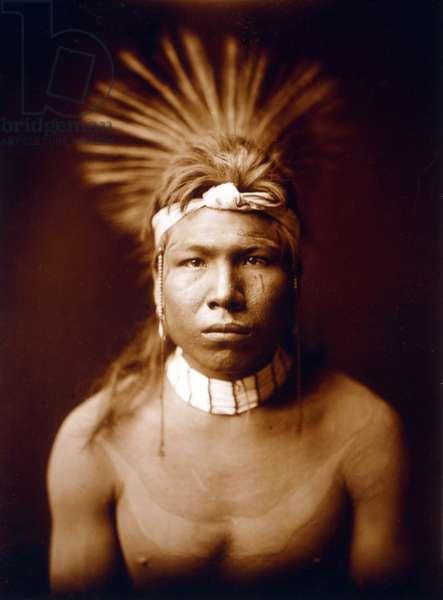 Black Hair, indian, c. 1905, photo Edward S. Curtis