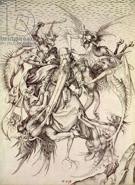The Temptation of St. Anthony (engraving)