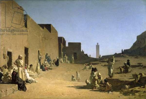 Laghouat in the Algerian Sahara, 1879