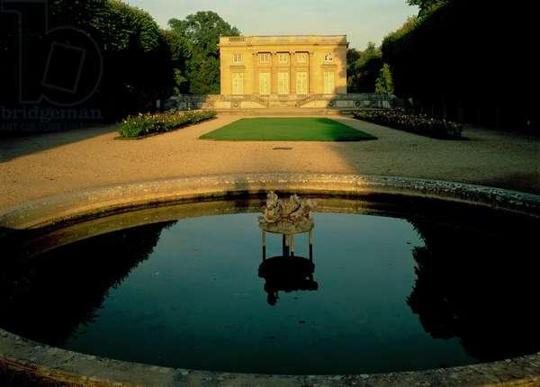 View of the Garden Facade, 1762-68 (photo)