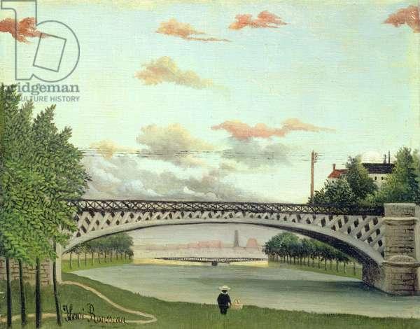 The Bridge at Charenton, France