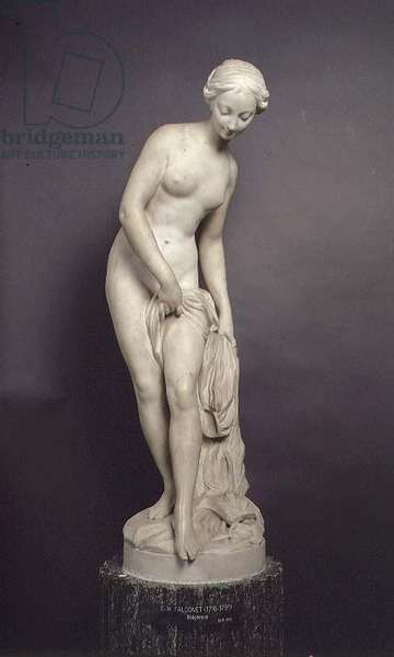 Female Bather (marble)