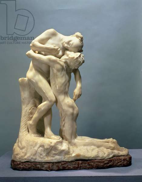 Cacountala, or The Abandoned, or Vertumnus and Pomona, 1888 by Camille Claudel (1864-1943) (marble)