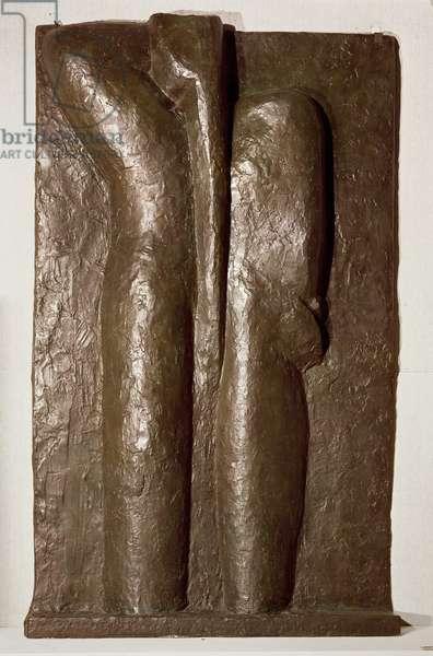 Back IV, c.1931 (bronze)