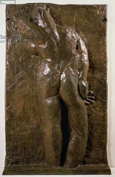The Back I (bronze)