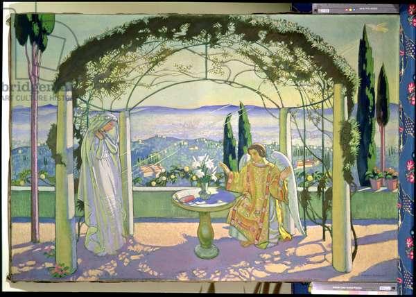 Annunciation at Fiesole, 1919
