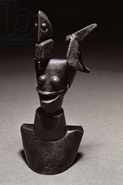 The Imbecile, 1961 (bronze)