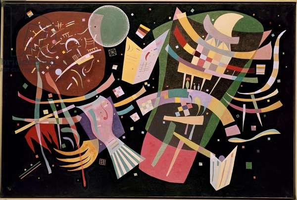 Composition X, 1939 (oil on canvas)