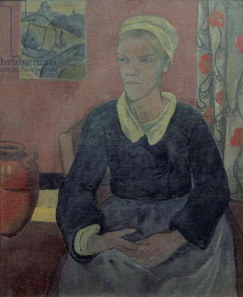 Louise (The Breton servant)