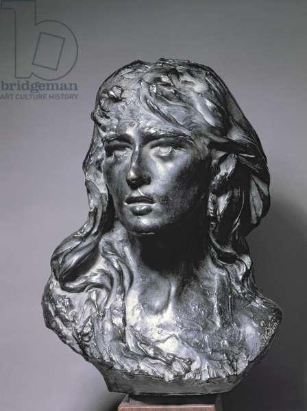 Mignon by Auguste Rodin (1840-1917) (bronze)