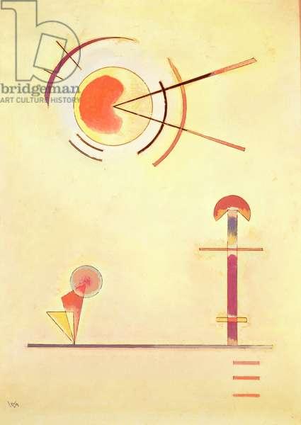 Composition, 1929 (oil on canvas)