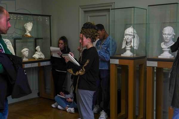 Rodin Museum, Paris, France (photo)