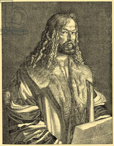 Albrecht Dürer (1471 – 1528), German painter, printmaker and theorist