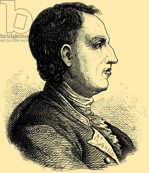 Denis Diderot (1713 – 1784), French philosopher, art critic, and writer
