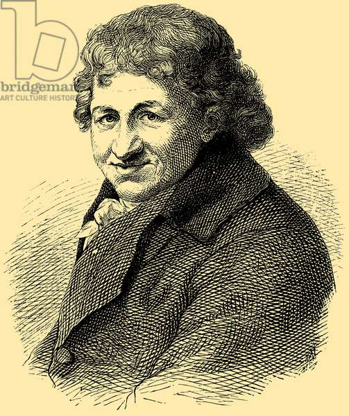 Daniel Nikolaus Chodowiecki (1726 - 1801), Polish - German painter and printmaker