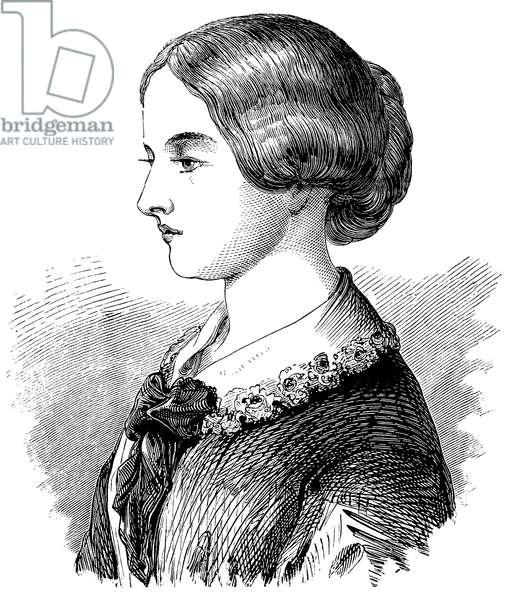 Florence Nightingale (1820–1910), British pioneer of modern nursing