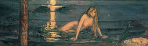 The Lady from the Sea, 1896