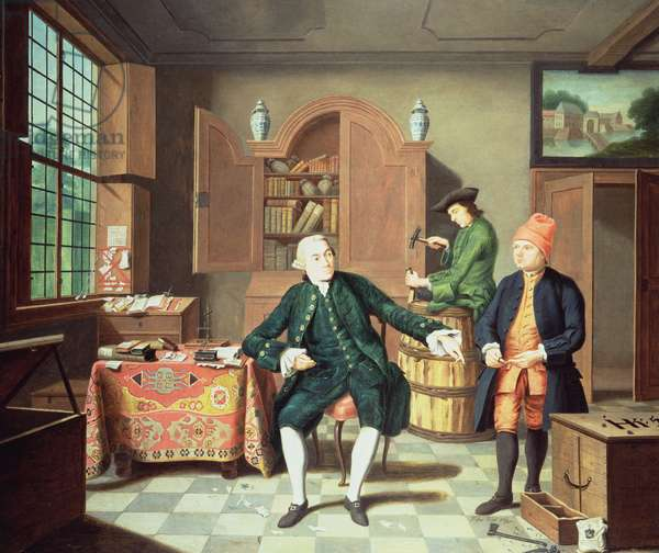 The Tobacco Merchant of Gehr