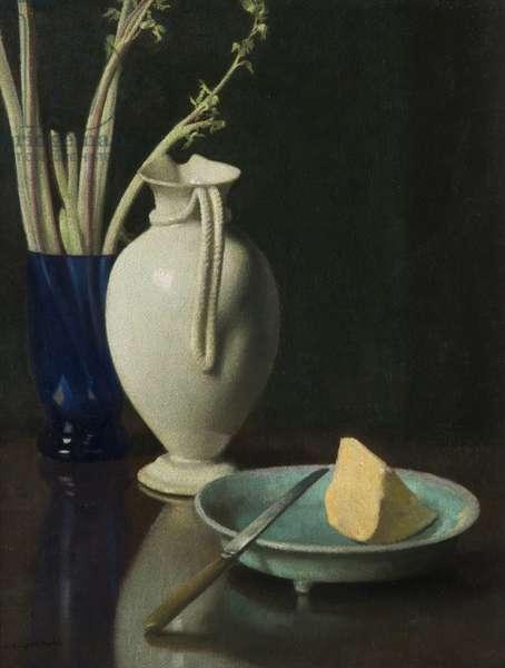 Still Life, c.1932 (oil on canvas)