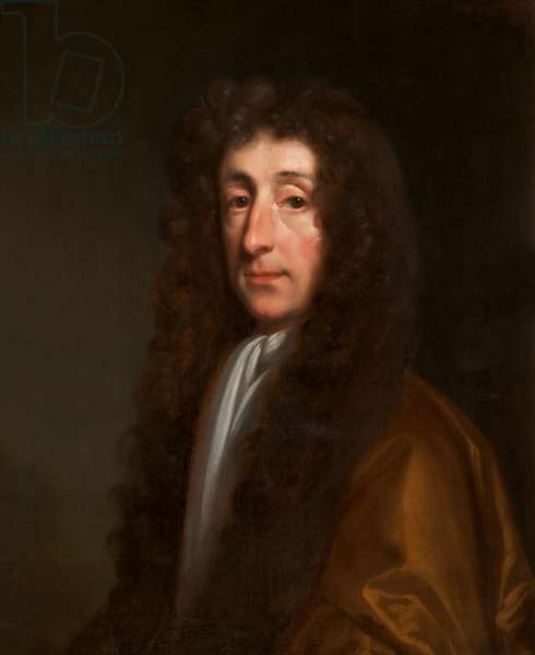 John Stock, Donor of Stock's Charity, c.1700 (oil on canvas)
