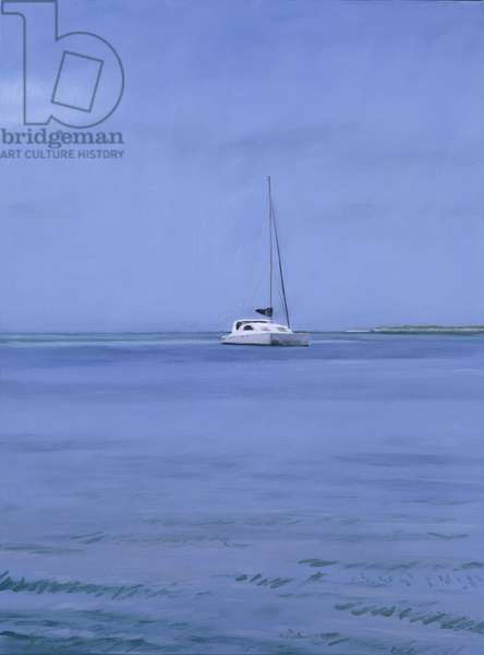 Bahamian boat