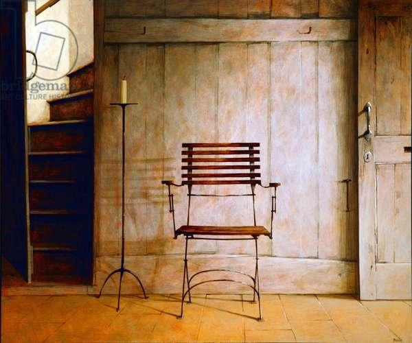 Painted Hall, 2005 (acrylic on canvas)