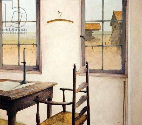 Room on the Farm, 2005 (acrylic on board)