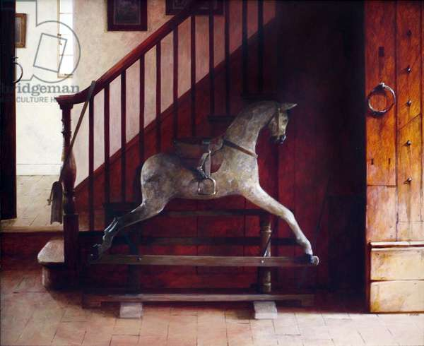 Our Favourite Horse, 2007 (acrylic on board)