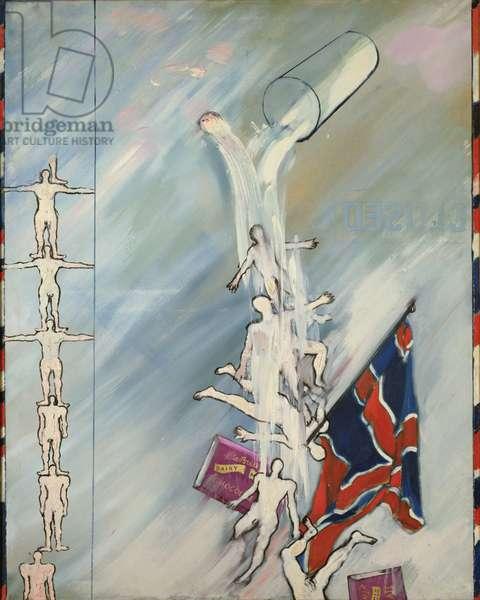 Drinka Pinta Milka, 1962 (oil on canvas)