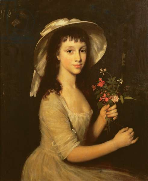 Portrait of Mary Graves