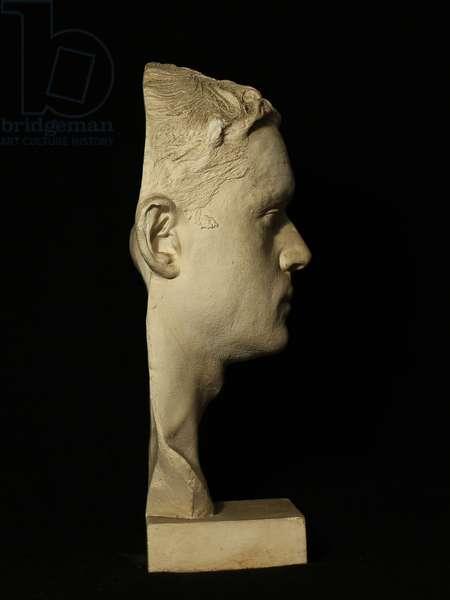 Life Mask Eardley Knollys, 1930 (plaster)