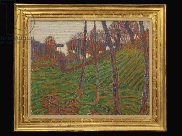 Pont-Aven Landscape, 1894 (oil on canvas)