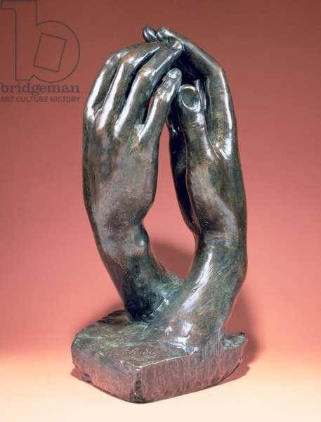 The Secret, c.1910 (bronze) (see also 42017)